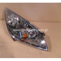 Reflektor prawy Mitsubishi Colt 2004-...