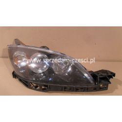 Reflektor prawy Mazda 3 HB 2003-2007...