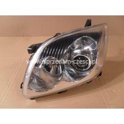 Reflektor przedni lewy Toyota Avensis 2003-...