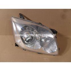 Reflektor prawy Toyota Avensis 2003-...