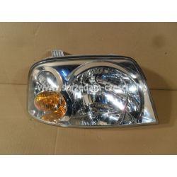 Reflektor prawy Hyundai Atos Prime 2004-...