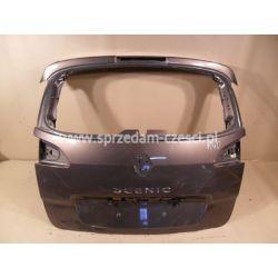 Klapa tył Renault Scenic 2009-...