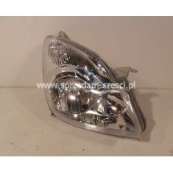 Reflektor prawy Toyota Corolla Verso 2002-...
