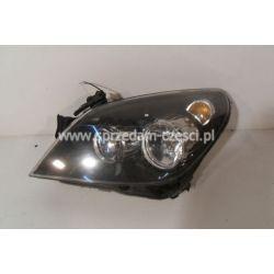 Reflektor lewy Opel Astra H 2003-...