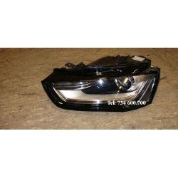 MH 5 Audi A4 2011- reflektor lewy xenon