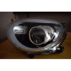 MH 19 FIAT 500X reflektor lewy XENON