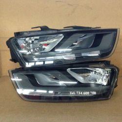 MH 10 AUDI Q3 komplet reflektorów P i L 2011-
