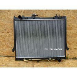 2MH Isuzu D-Max 02-12 2,5 D automat chłodnica wody