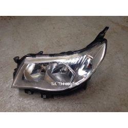 1MH Subaru Forester  08  13 reflektor Xenon lewy