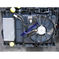 Komplet chłodnic Citroen C5 III Peugeot 407 508