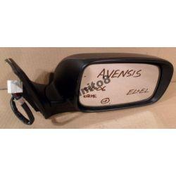 Lusterko prawe Toyota Avensis 2003-