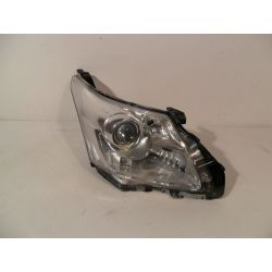 Reflektor xenon prawy Toyota Avensis 2009-