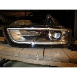 Reflektor xenon Audi Q3 (8U) 2011- lewy