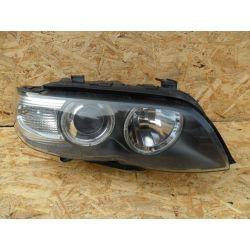 ZA Reflektor xenon prawy nieskret BMW X5 E53 2005- Pozostałe