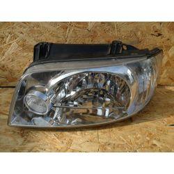 ZA Reflektor lewy Hyundai Matrix 2003-