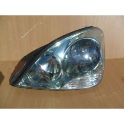 Reflektor xenon lewy Lexus LS430 2002-