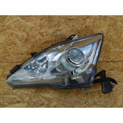 ZA Reflektor xenon lewy kpl. Lexus IS 2008-