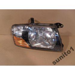 Reflektor prawy Mitsubishi Pajero 2000-2006