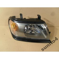 Reflektor prawy Mitsubishi Pajero Sport 2001-