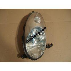 Reflektor przedni lewy Nissan Micra 2003-2006