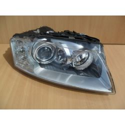 Reflektor ksenon prawy skrętny Audi A8 2007-