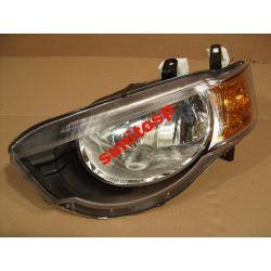 Reflektor lewy Mitsubishi Colt 2009- NOWA ORYGINAL