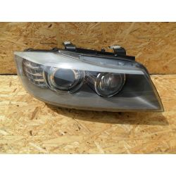 Reflektor lampa prawa Xenon BMW E90 2005-
