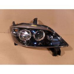 Reflektor prawy Mazda 2 2005- lift soczewka