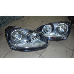 Reflektory lampy bixenony Volkswagen Golf V 2003-