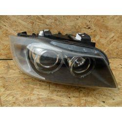 ZAReflektor xenon prawy BMW 3 E90 2004- przed lift