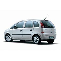 Opel Meriva Zderzak tylny Nowy Wszystkie kolory
