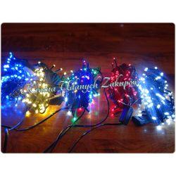 LAMPKI CHOINKOWE LED Zewnętrzne