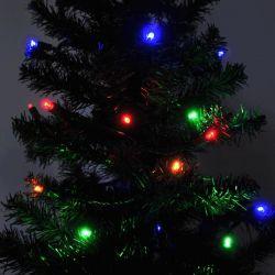 Lampki choinkowe LED 100 z programatorem Bulwy, cebulki, kłącza