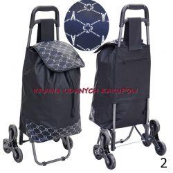 Wózek na zakupy, torba na kółkach,  SCHODOWY Bulwy, cebulki, kłącza