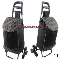Wózek na zakupy, torba na kółkach,  SCHODOWY Galanteria i dodatki