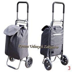 Wózek na Zakupy torba na kółkach SKŁADANY Torby i walizki