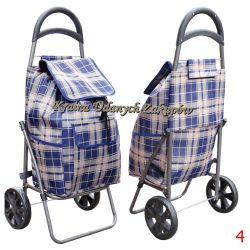 Wózek na Zakupy torba na kółkach na łożyskach Bulwy, cebulki, kłącza
