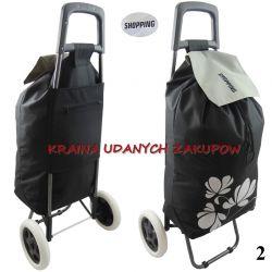 Wózki na Zakupy NA PLAŻE WAKACJE DUŻY Torby i walizki
