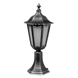 RETRO LAMPA OGRODOWA STOJĄCA LAMPA ZEWNĘTRZNA 55cm