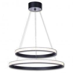 LARGO LAMPA SUFITOWA ŻYRANDOL LED 57W RÓŻNE KOLORY