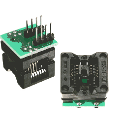 ADAPTER SOIC-8 SO-8 DIL-8 DIP-8 150 MIL MALY EPROM