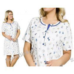 205* TARO koszula nocna FABIA 2188 kr.ręk XXL Halki i koszulki nocne