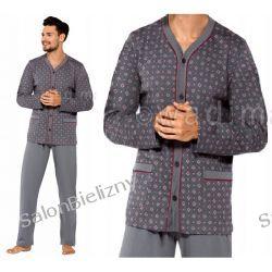 WADIMA piżama L rozpinana model 20491 Odzież i bielizna męska
