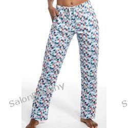 CORNETTE spodnie damskie piżamowe 690 bawełna XXL Piżamy