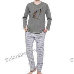 TARO piżama chłopięca 2341 długa CZAREK 146 Dla Dzieci