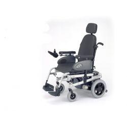 Wózek inwalidzki elektryczny, akcesoria dopasowane