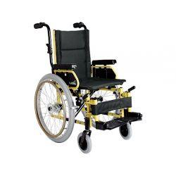 Wózek inwalidzki aluminiowy dziecięcy KM-7520