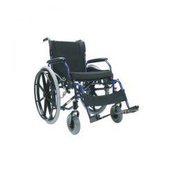 Wózek inwalidzki aluminiowy Soma