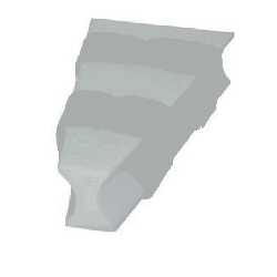 Rozpórka nóg wym. Szer. 41 x wys. 64cm PP-11/L