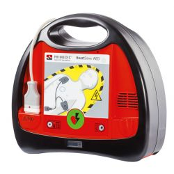 Defibrylator Primedic HeartSave AED przenośny 2faz